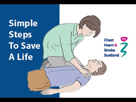 CPR - Simple steps to save a life - Animated Explanation Video - Health Sketch