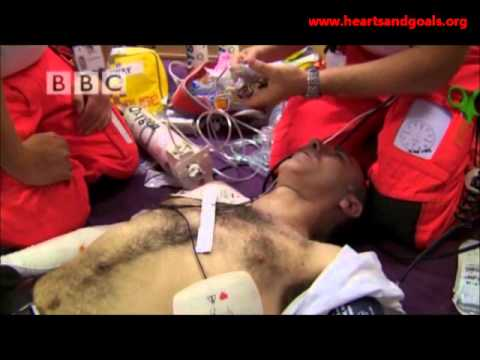 Chris Solomons Sudden Cardiac Arrest Rescue - BBC Helicopter Heroes