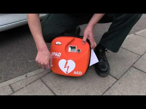 Bedford Defibrillator Training