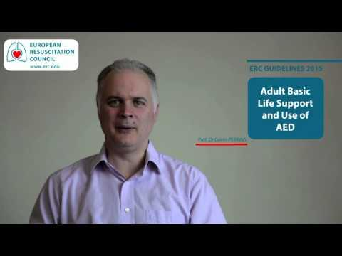 Adult Basic Life Support and Use of AED